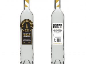 Blackpool Rock Gin Limited Edition