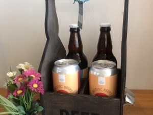 Mythic Coast Beer Crate